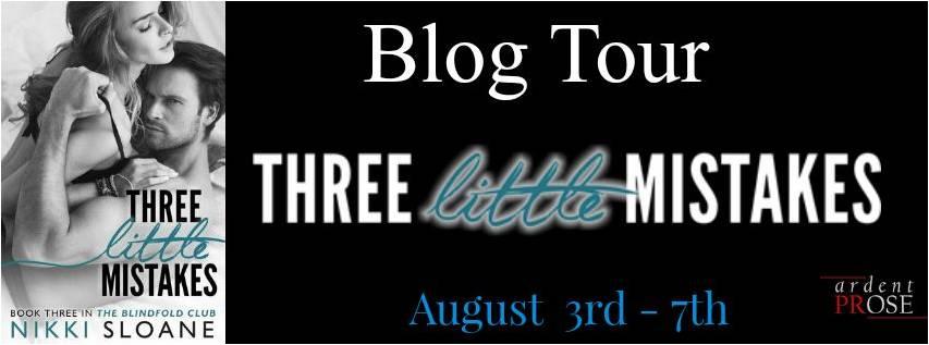 Three Little Mistakes Banner