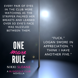 One More Rule Teaser 2