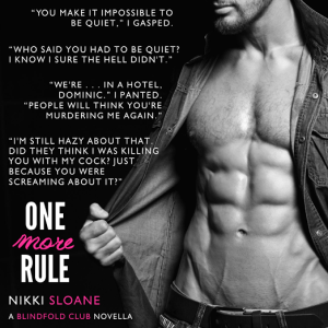 One More Rule Teaser 3