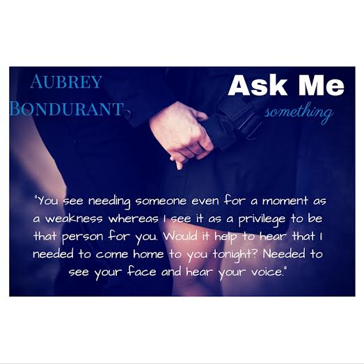 Ask Me Something Teaser