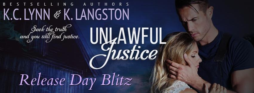 Unlawful Justice Release Day Banner