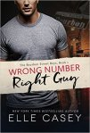 Wrong Number Right Guy (RU) by Elle Casey