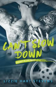 cant slow down cover