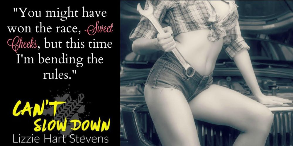 Can't Slow Down Teaser 3