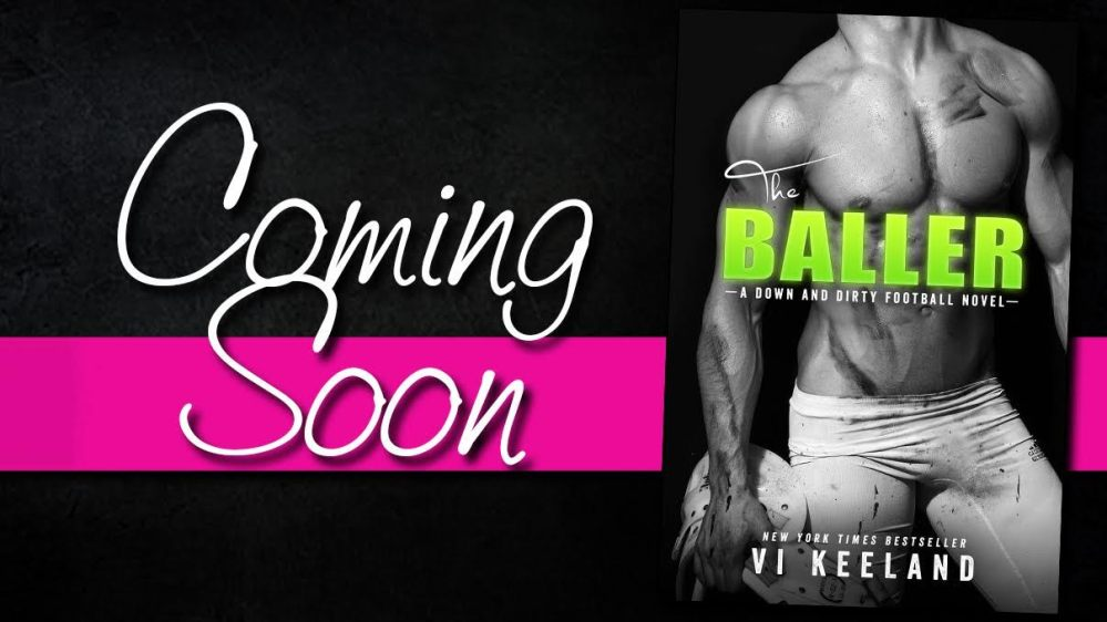 The Baller Coming Soon Banner