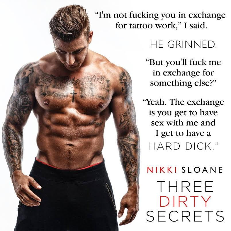 Three Dirty Secrets Teaser 1