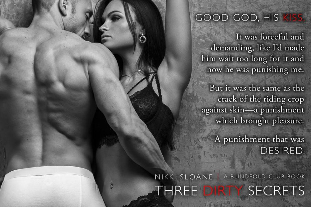 Three Dirty Secrets Teaser 2