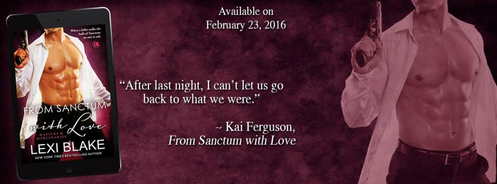 From Sanctum With Love Teaser 1