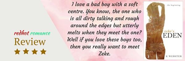 Zeke's Eden Banner