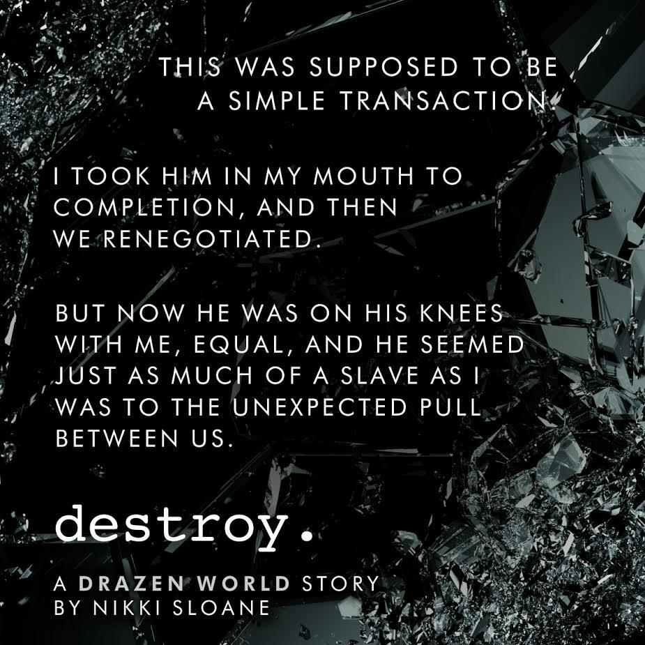 Destroy Teaser 3
